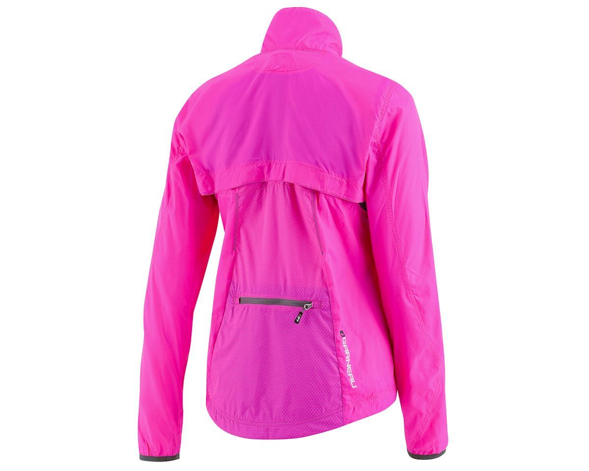 Louis Garneau Cabriolet Women's Bike Jacket (Pink Glow) (L)