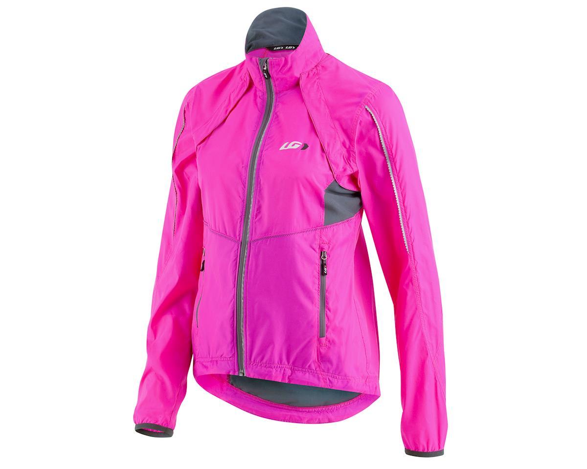 Louis Garneau Cabriolet Women's Bike Jacket (Pink Glow) (S)