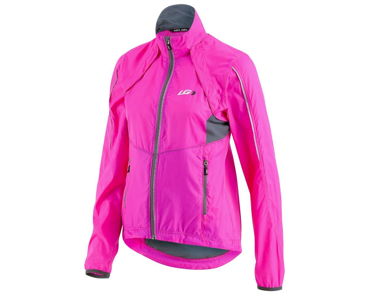Louis Garneau Cabriolet Women's Bike Jacket (Pink Glow) (XS)