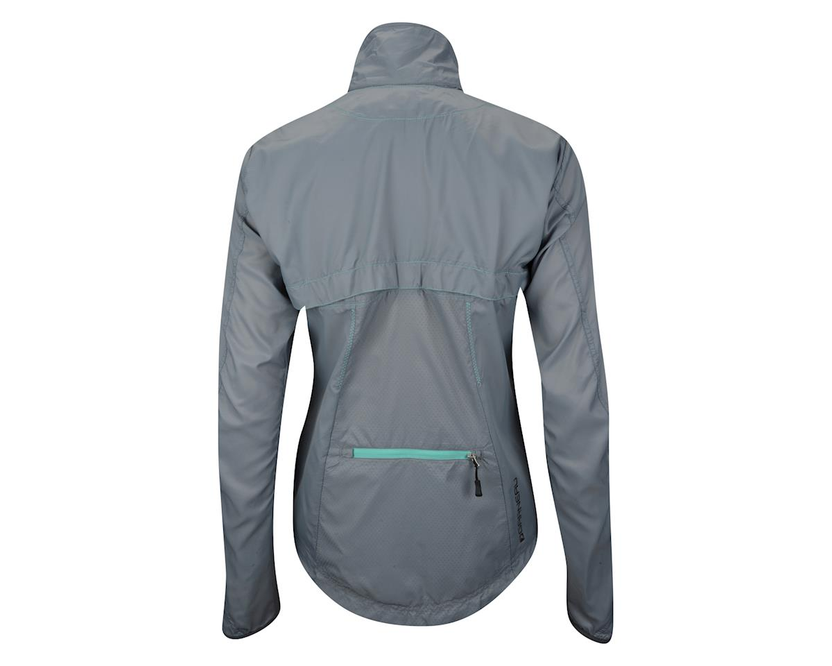 Louis Garneau Women's Cabriolet Cycling Jacket (Steel Grey/Blue) (S)