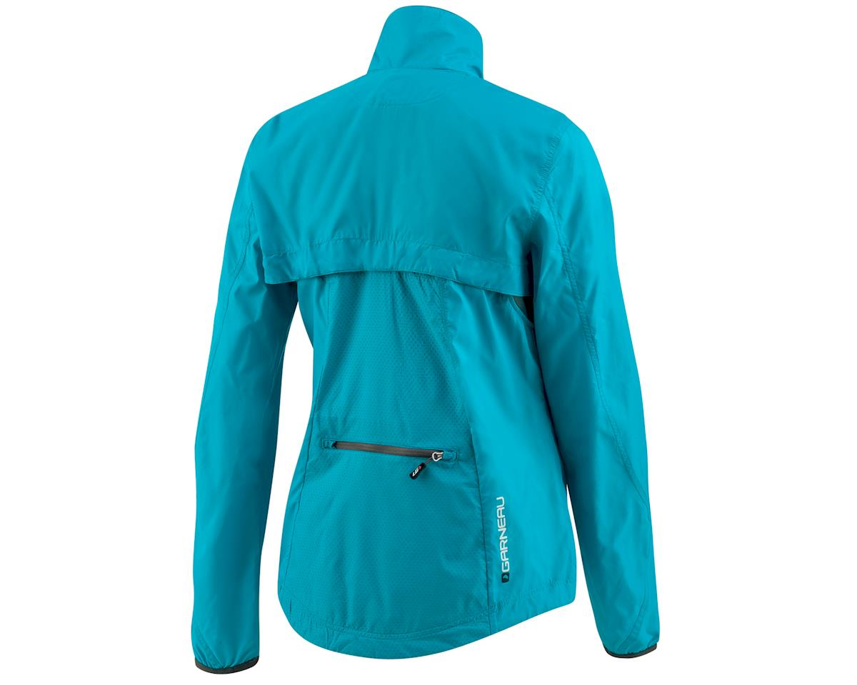 Louis Garneau Cabriolet Women's Bike Jacket (Atomic Blue) (L)