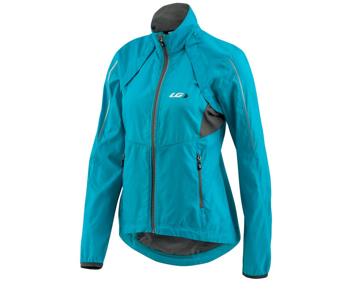 Louis Garneau Cabriolet Women's Bike Jacket (Atomic Blue) (S)