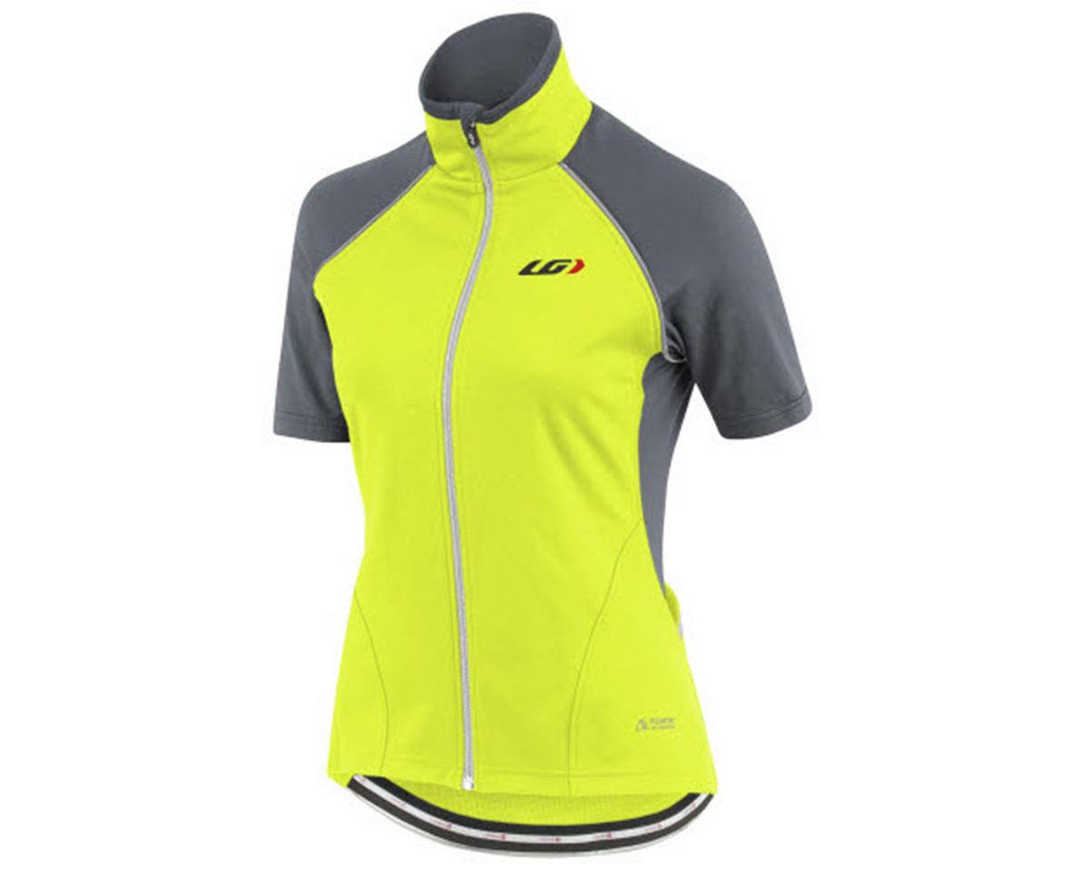 Louis Garneau Spire Women's Convertible Bike Jacket (Bright Yellow) (XS)