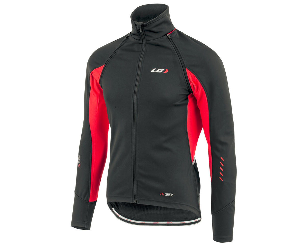Spire Convertible Bike Jacket (Black/Red)