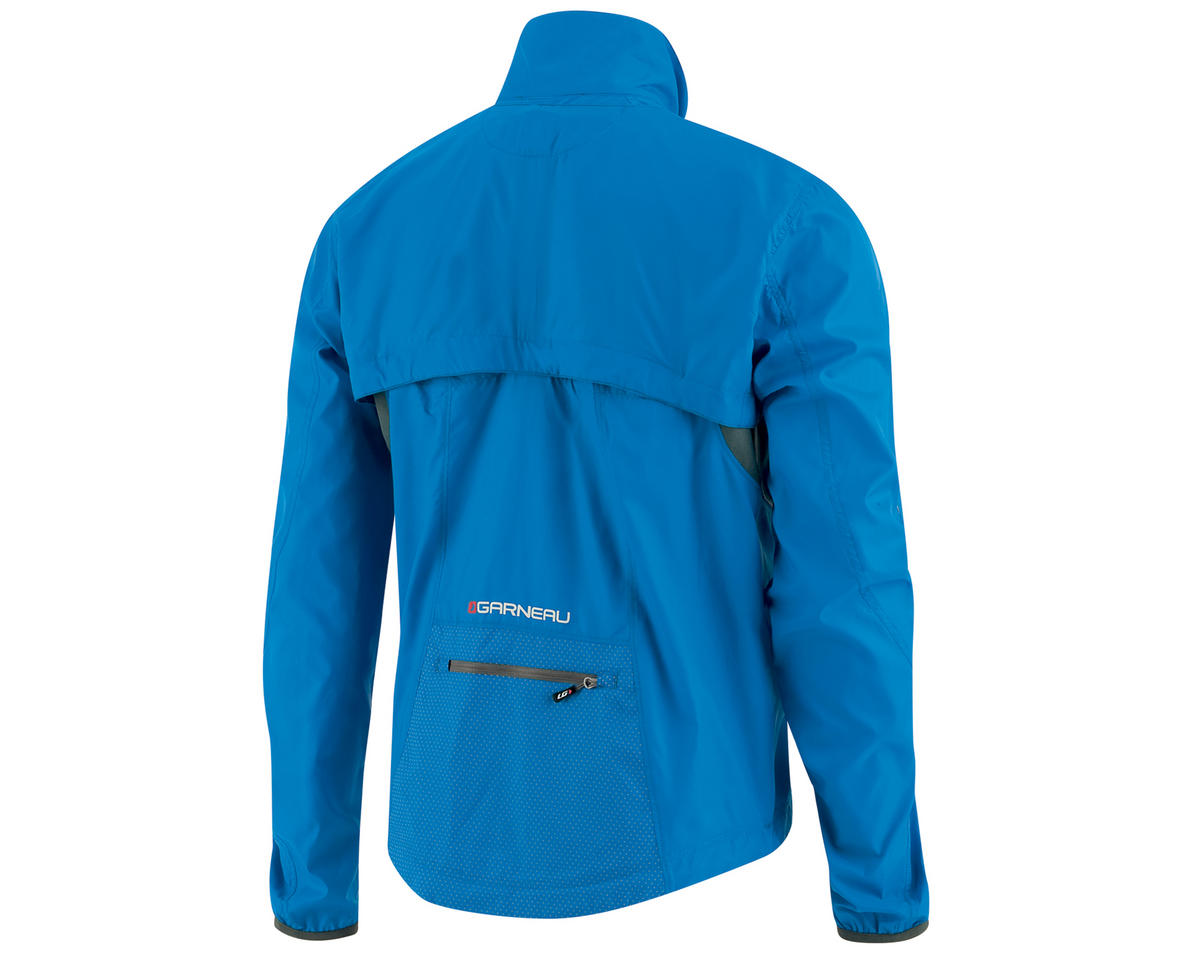 Louis Garneau Cabriolet Bike Jacket (Cura Blue) (M)