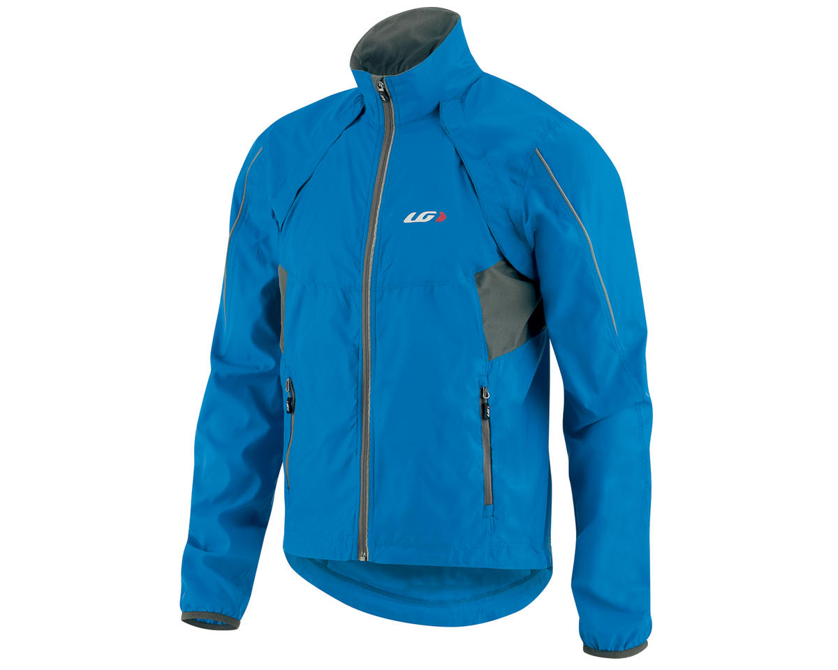 Louis Garneau Cabriolet Bike Jacket (Cura Blue) (S)