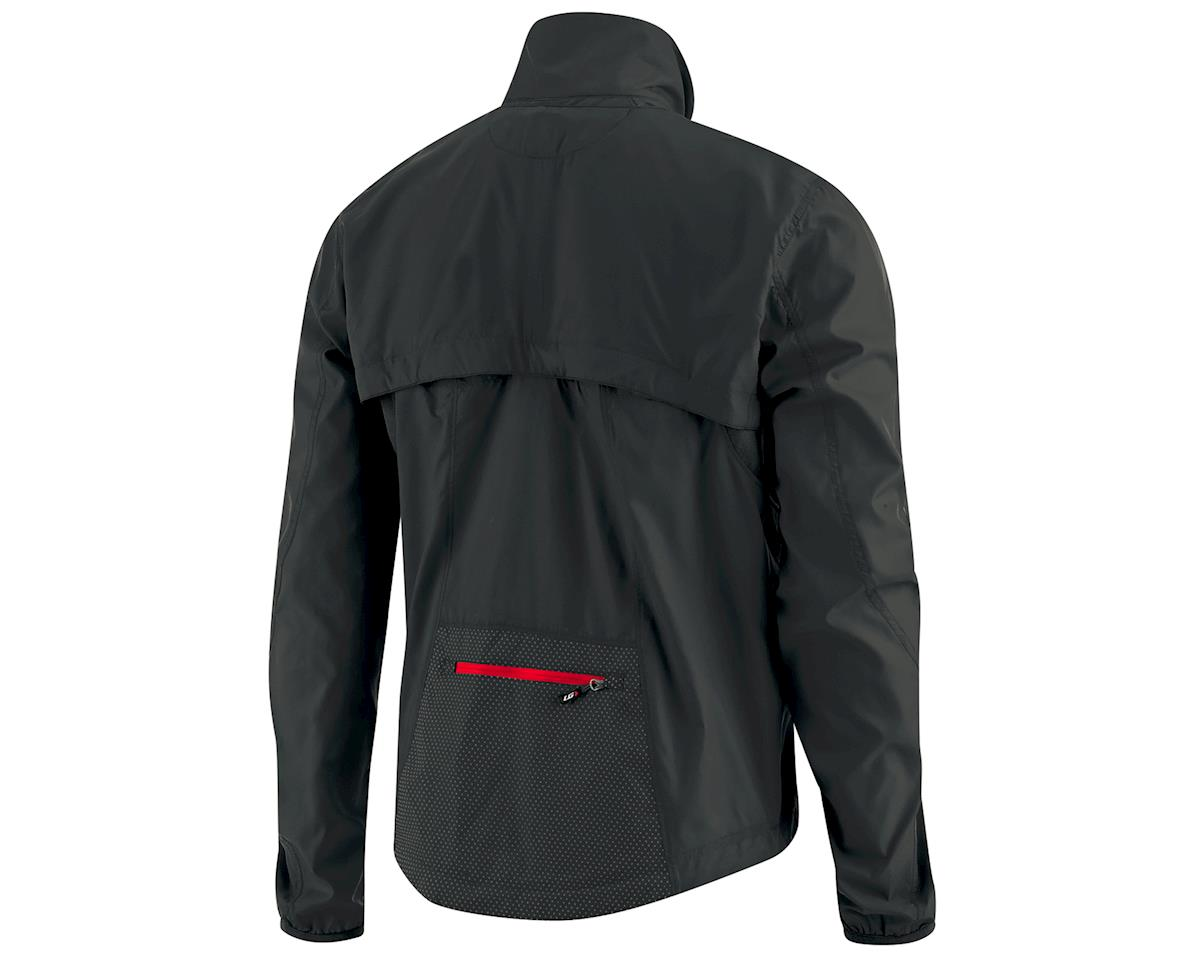 Louis Garneau Cabriolet Jacket (Black/Red) (XL)