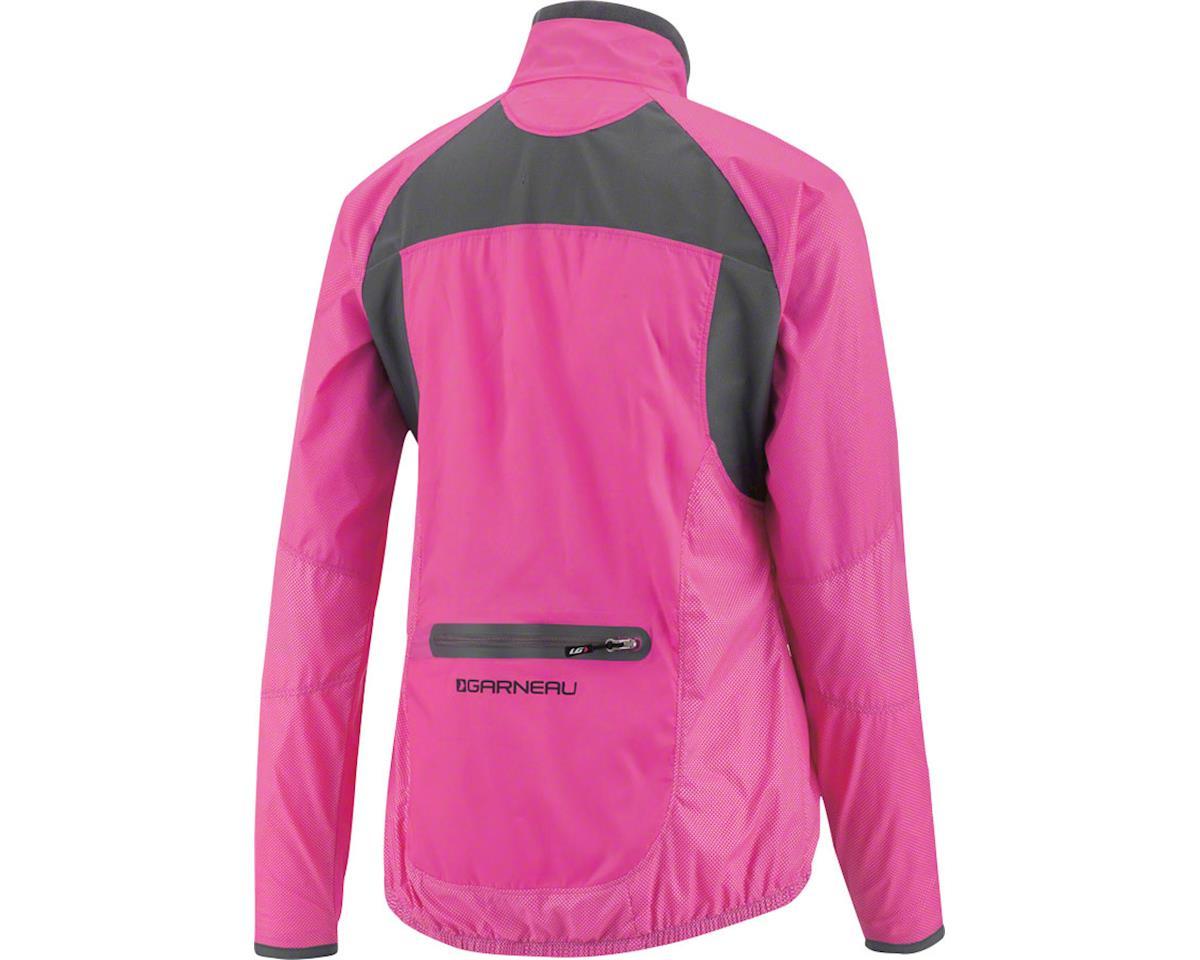 Louis Garneau Luciole RTR Women's Cycling Jacket (Pink Glow) (M)