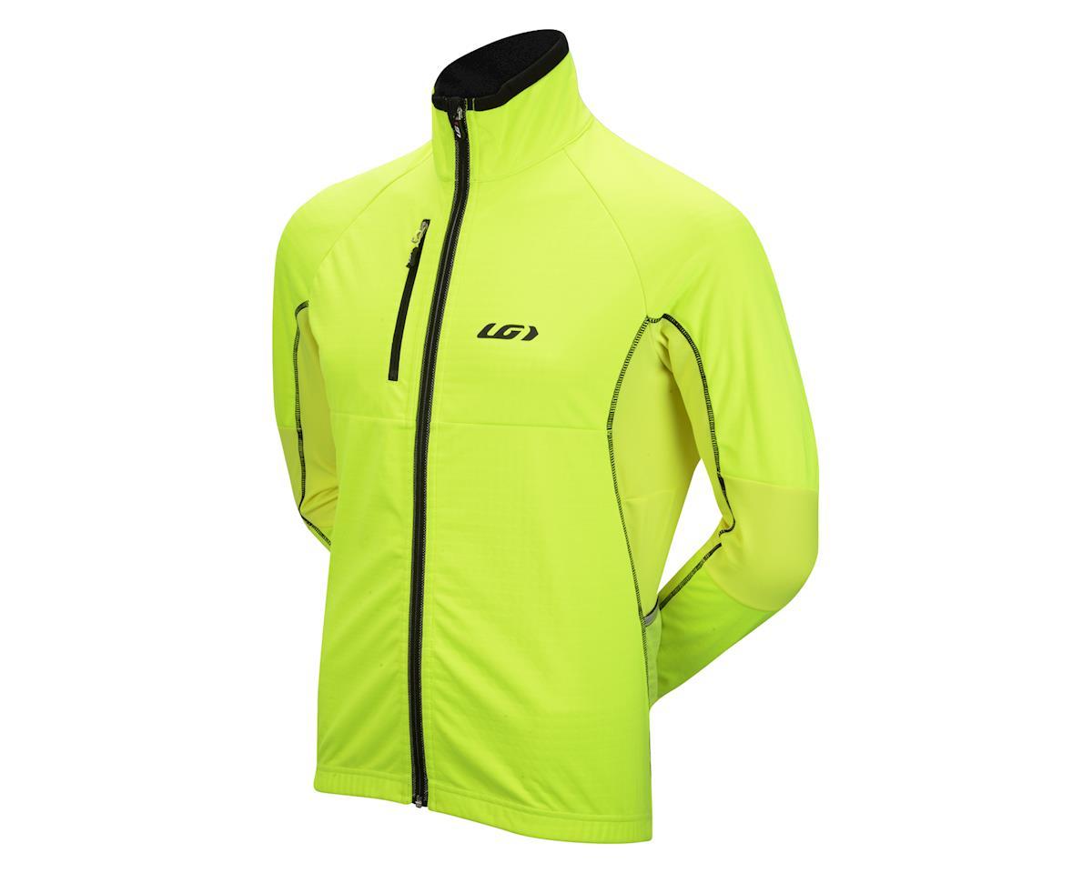 Louis Garneau LT Enerblock Jacket (Hi-Vis Yellow) (M)