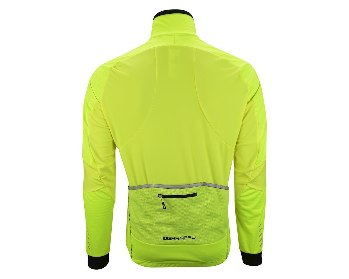 Louis Garneau LT Enerblock Jacket (Hi-Vis Yellow) (S)