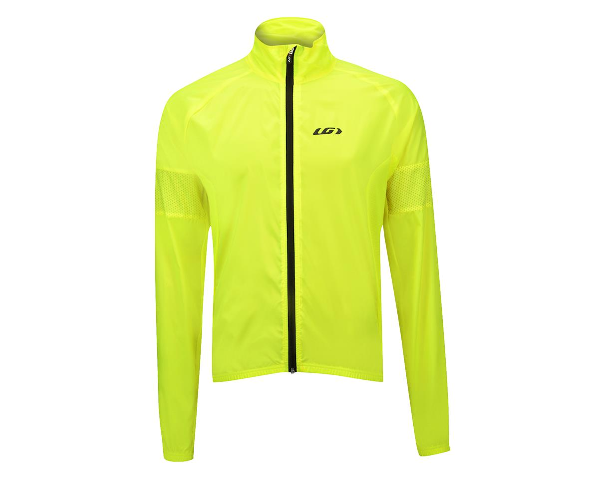 Louis Garneau Modesto 3 Cycling Jacket (Yellow)