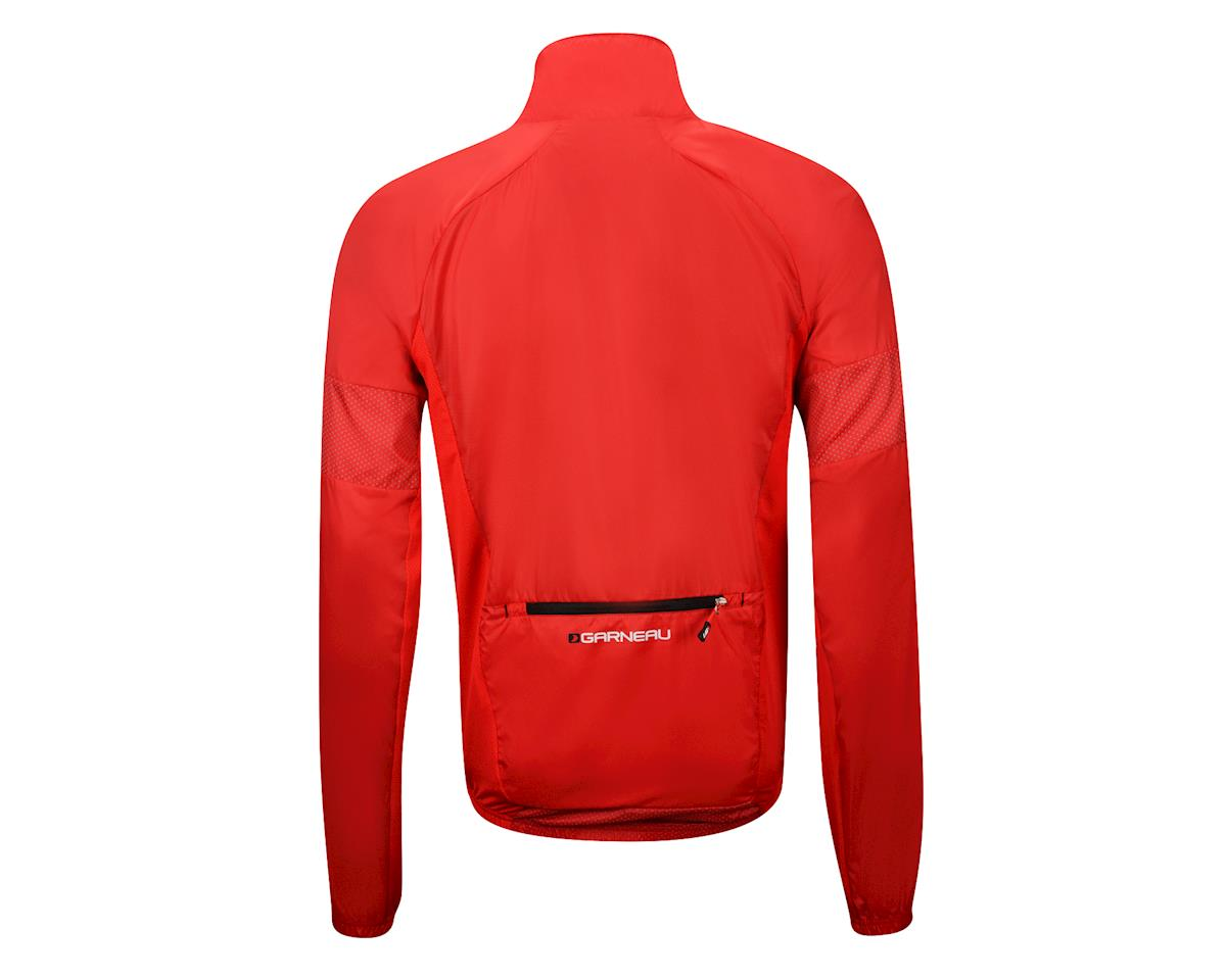 Louis Garneau Modesto 3 Cycling Jacket (Red) (L)