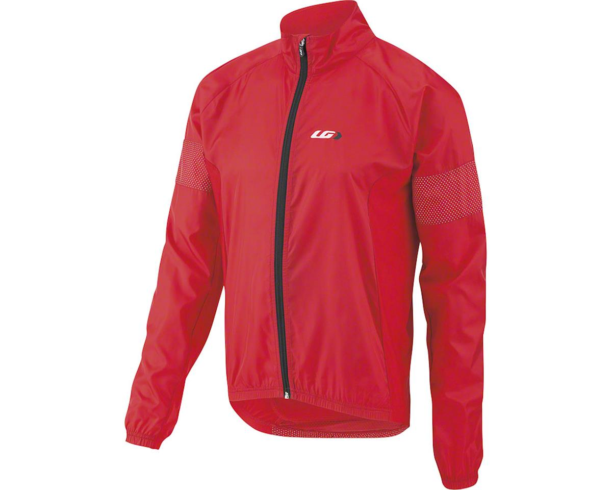 Louis Garneau Modesto 3 Cycling Jacket (Red) (S)