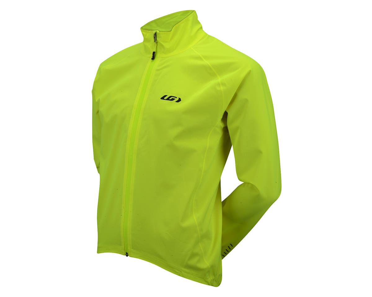 Louis Garneau Granfondo 2 Cycling Jacket (Bright Yellow) (S)