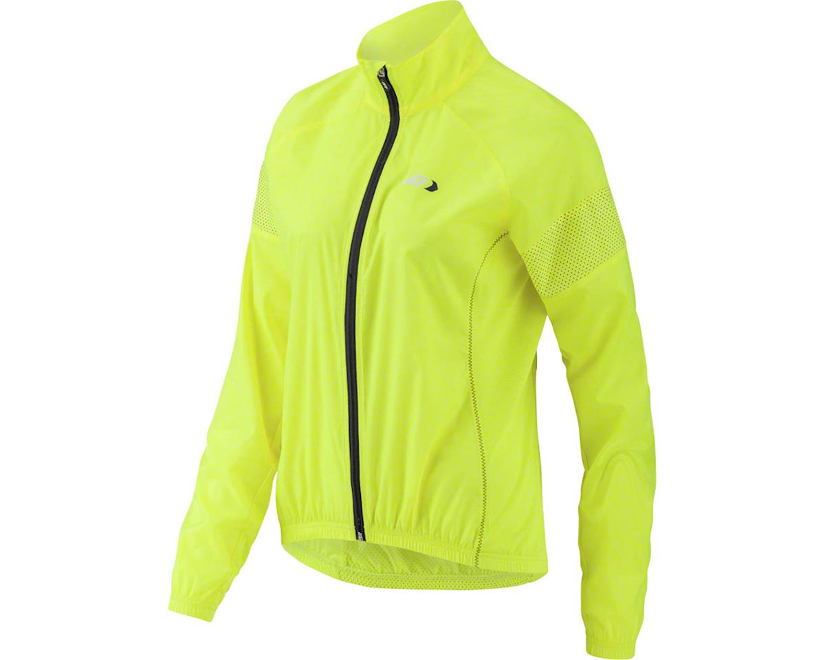 Louis Garneau Women's  Modesto 3 Cycling Jacket (Bright Yellow) (XL)