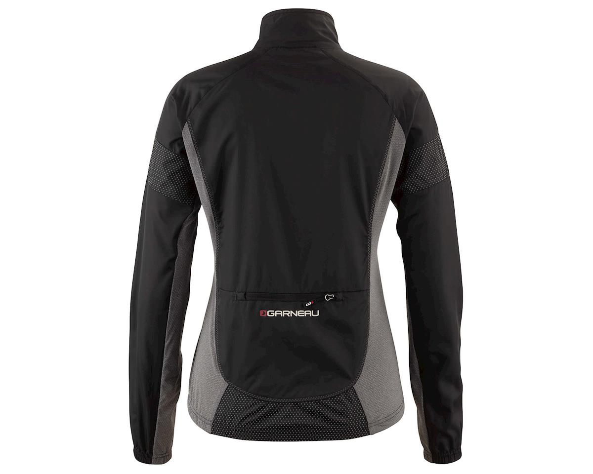 Louis Garneau Women's  Modesto 3 Cycling Jacket (Black/Gray) (S)