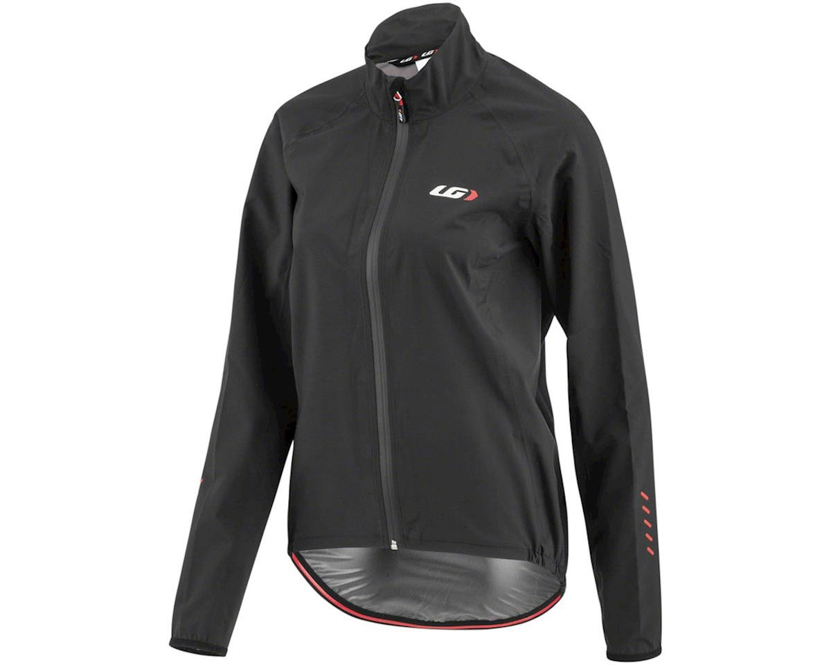 Louis Garneau Women's Granfondo 2 Jacket (Black) (XL)