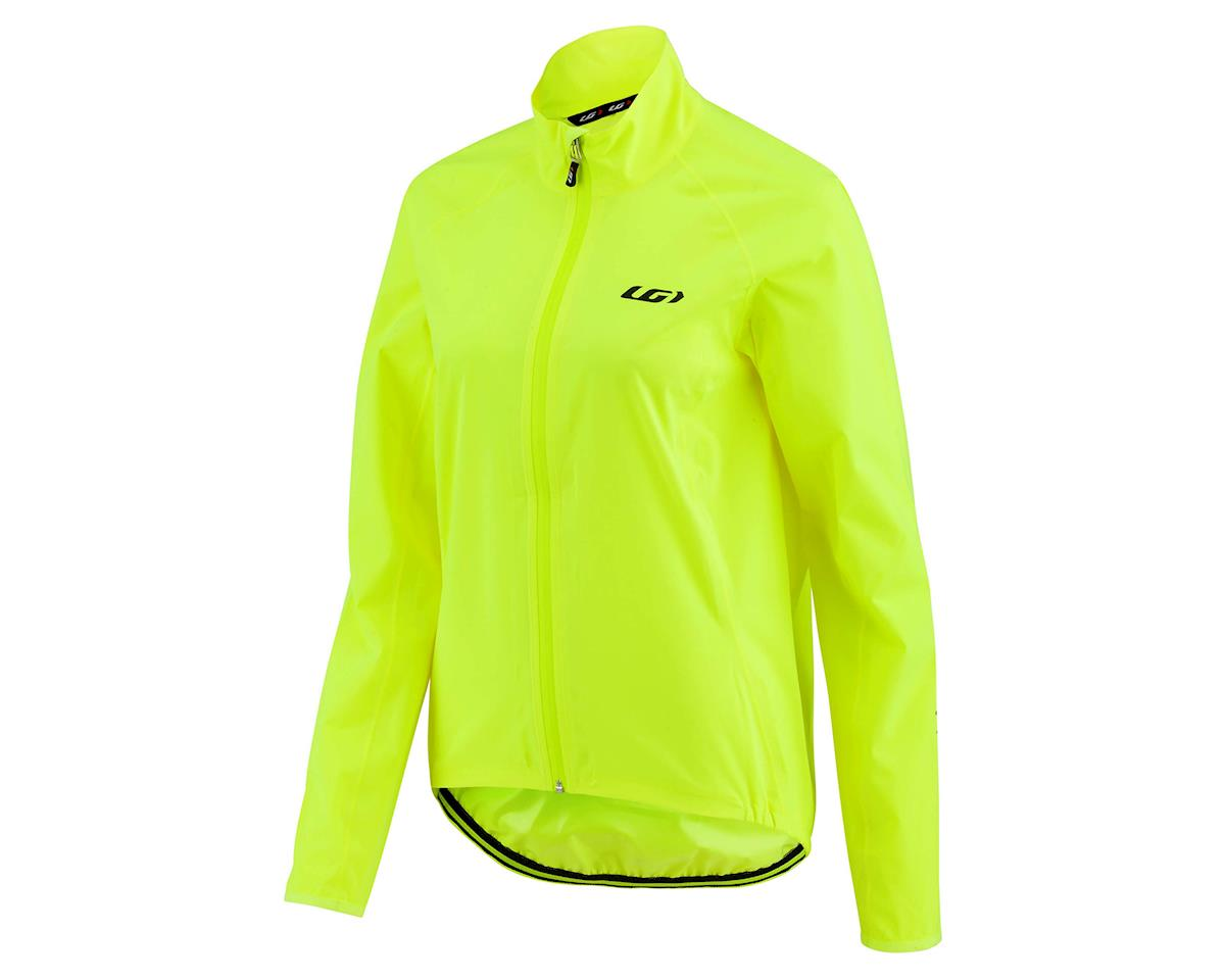 Louis Garneau Women's Granfondo 2 Jacket (Bright Yellow) (S)