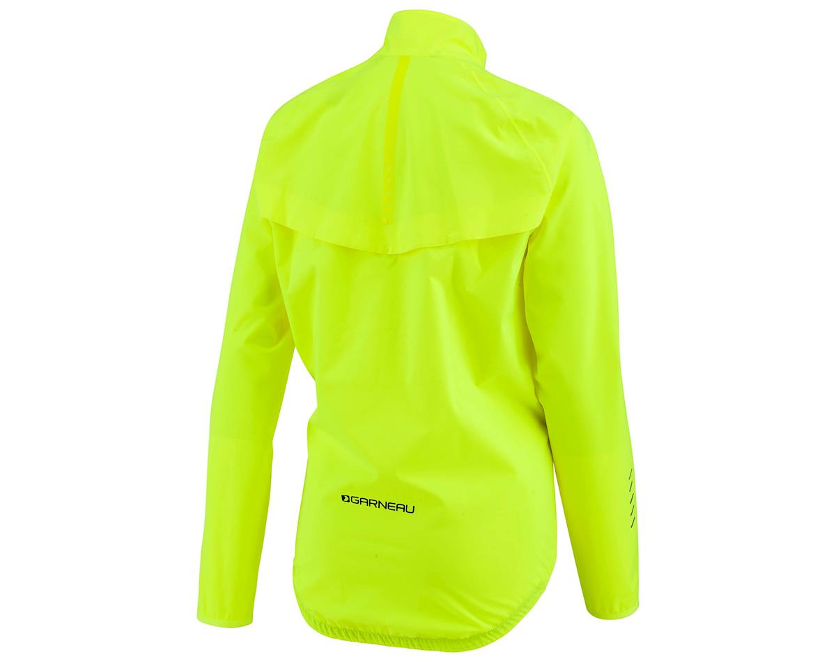 Louis Garneau Women's Granfondo 2 Jacket (Bright Yellow) (XL)
