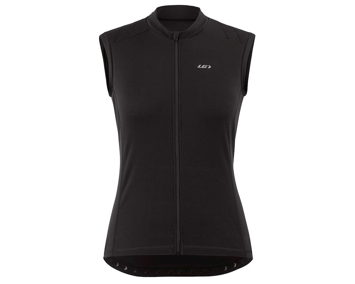 Louis Garneau Women's Breeze 3 Sleeveless Jersey (Black) (L)