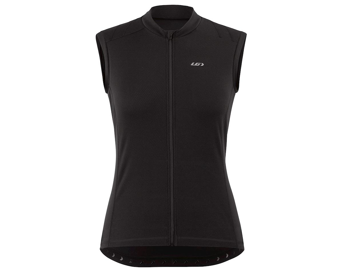 Louis Garneau Women's Breeze 3 Sleeveless Jersey (Black) (M)