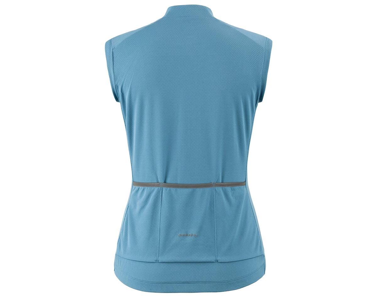 Louis Garneau Women's Breeze 3 Sleeveless Jersey (Half Moon Blue) (L)
