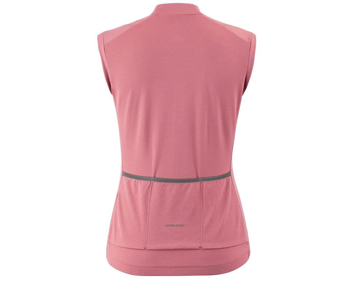 Image 2 for Louis Garneau Women's Breeze 3 Sleeveless Jersey (Pink) (L)