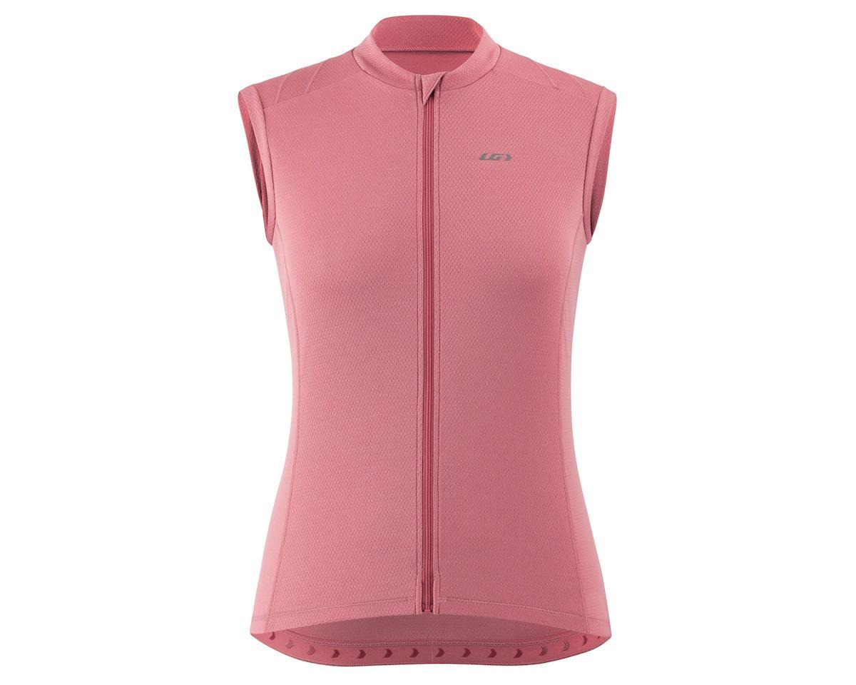 Louis Garneau Women's Breeze 3 Sleeveless Jersey (Pink) (S)