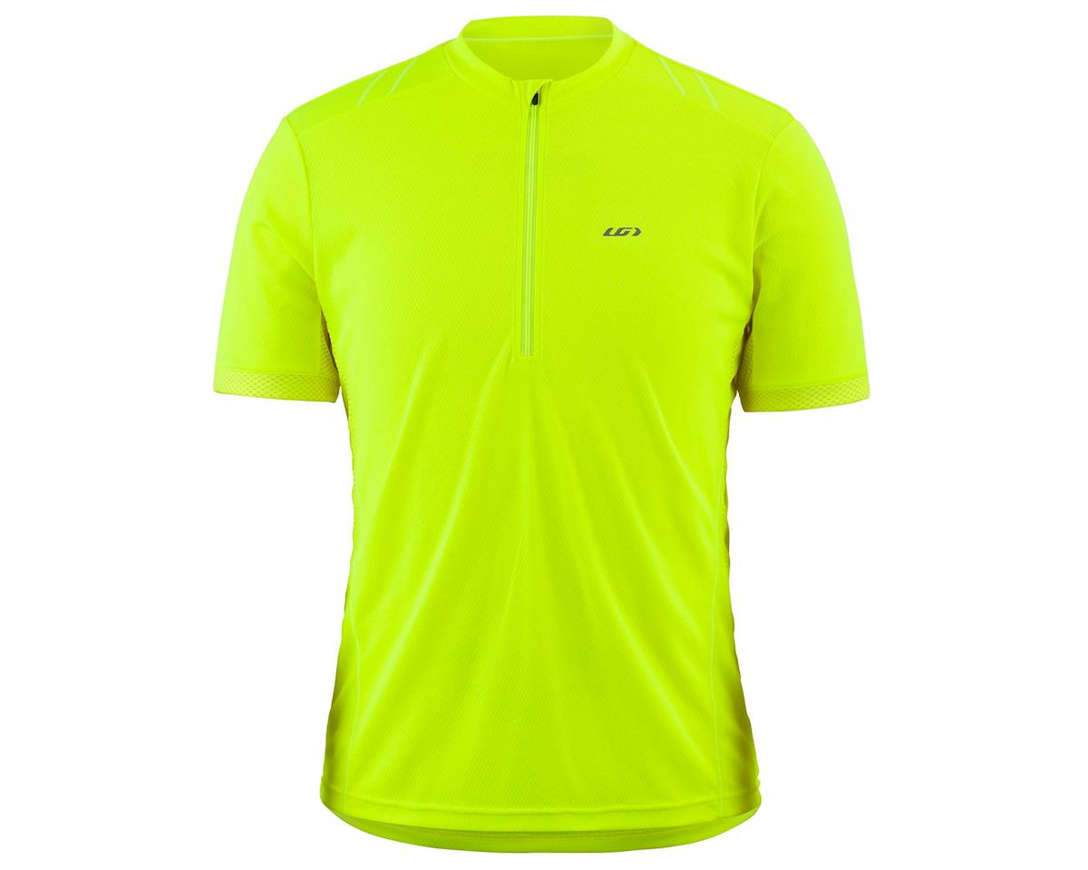 Louis Garneau Connection 2 Jersey (Bright Yellow) (2XL)