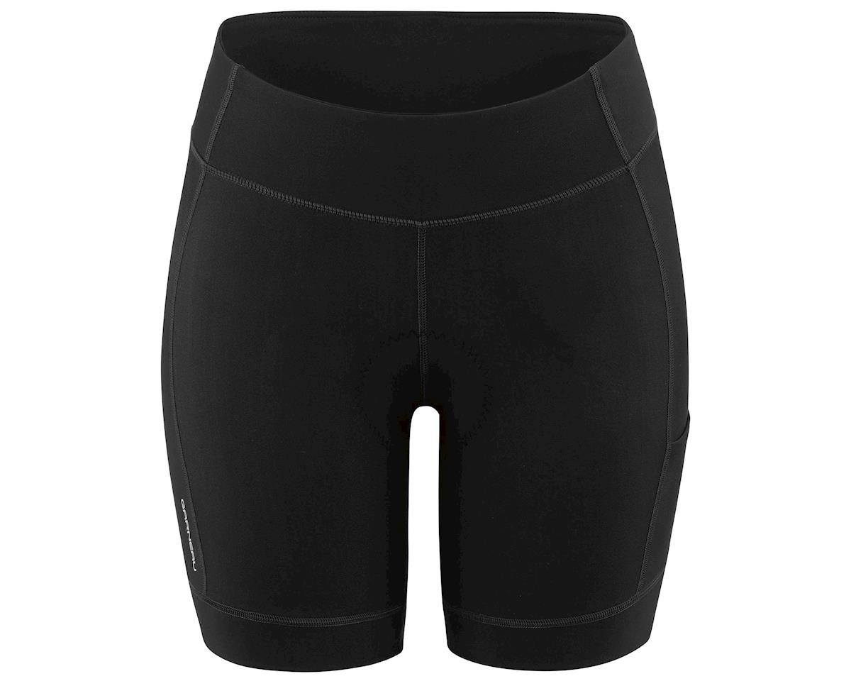 Louis Garneau Women's Fit Sensor 7.5 Shorts 2 (Black) (L)