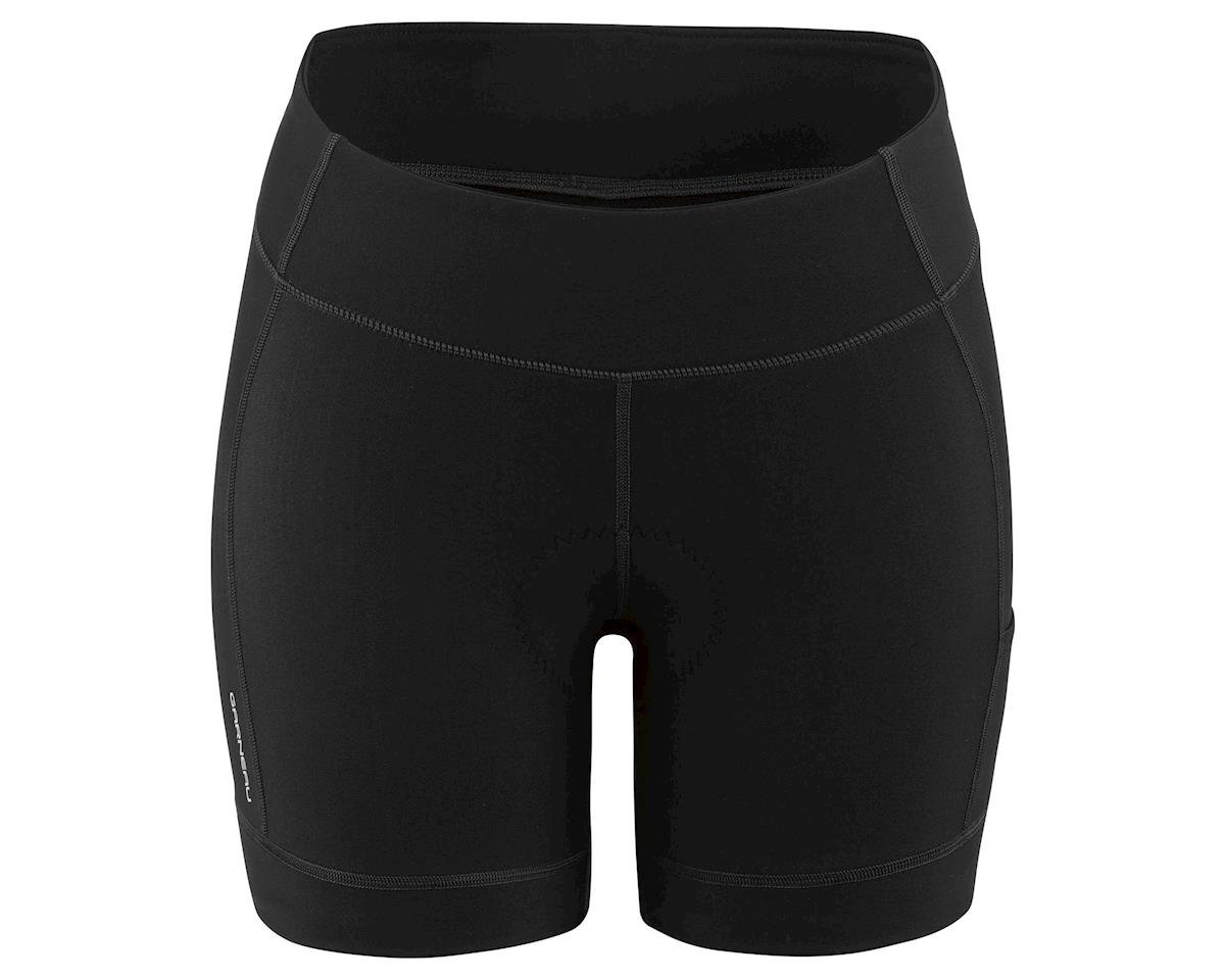 Louis Garneau Women's Fit Sensor 5.5 Shorts 2 (Black) (XL)