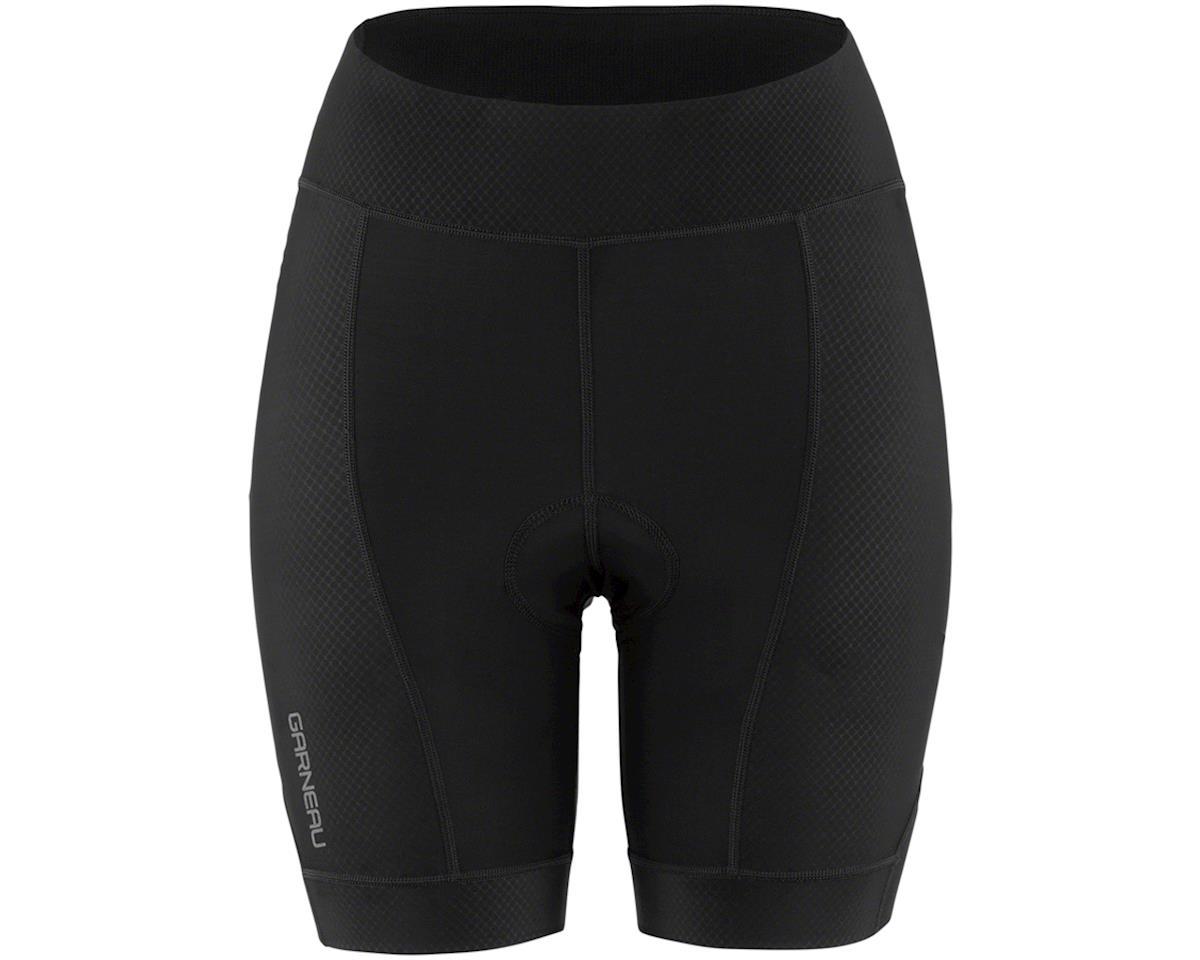 Louis Garneau Women's Optimum 2 Shorts (Black) (2XL)