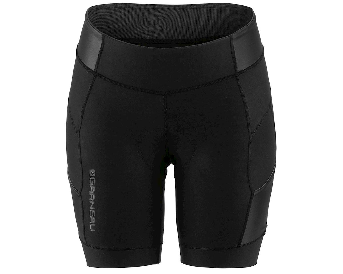 "Louis Garneau Women's Neo Power Motion 7"" Shorts (Black) (XL)"
