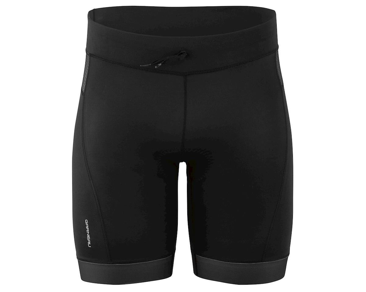 Louis Garneau Sprint Tri Shorts (Black)