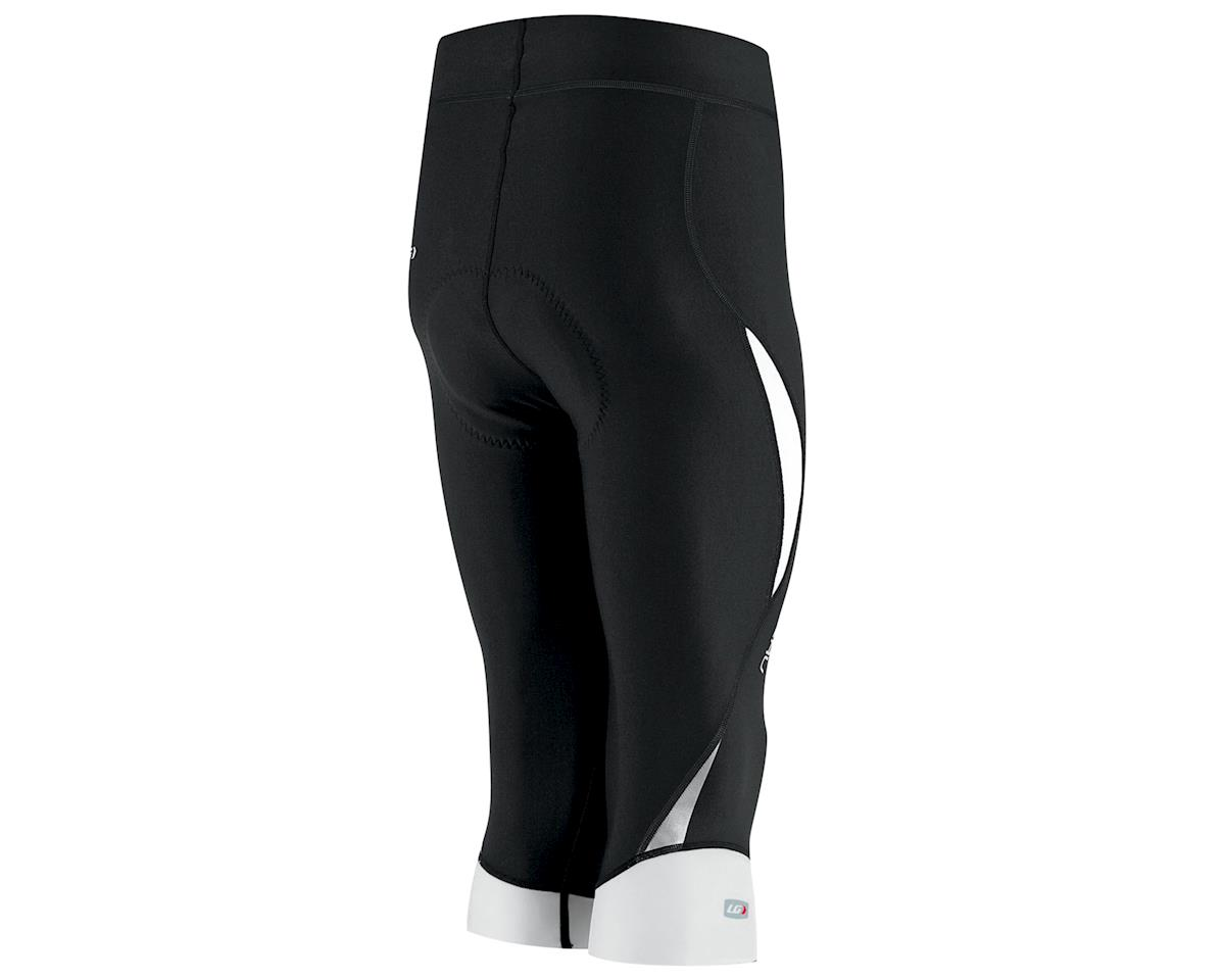 Louis Garneau Pro Women's Cycling Knickers (Black/White)