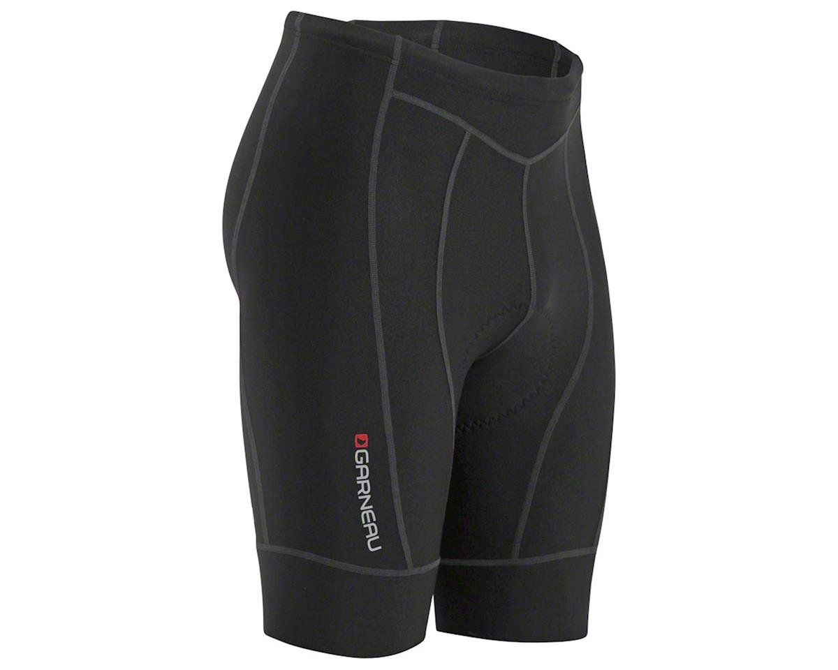 Louis Garneau Fit Sensor 2 Shorts (Black) (Small (32))