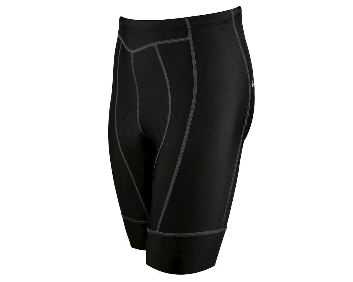 Louis Garneau Women's Fit Sensor 7.5 Shorts (Black) (L)