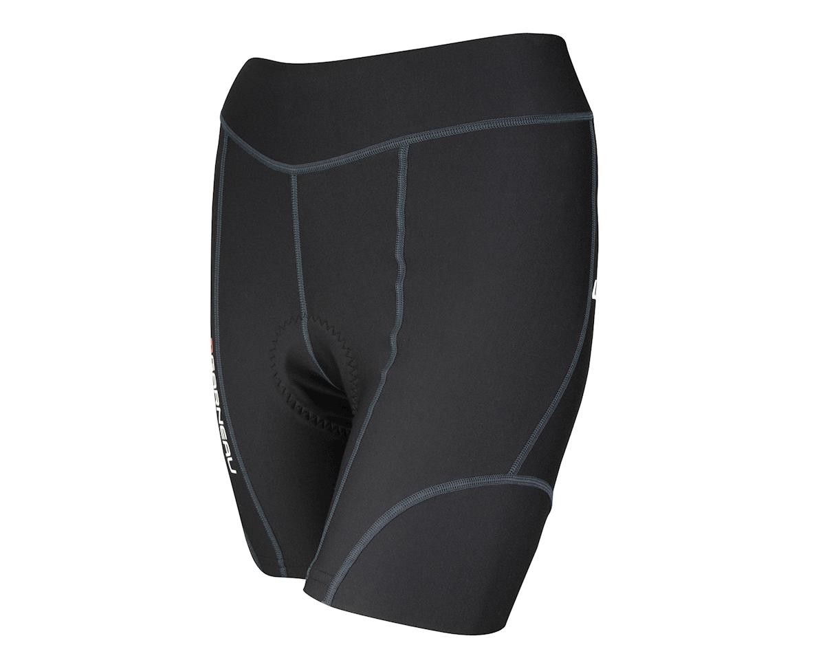 Louis Garneau Women's Fit Sensor 5.5 Shorts (Black) (XL)