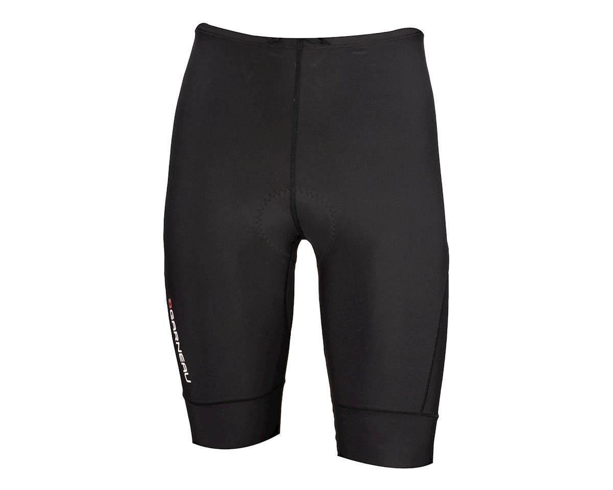Louis Garneau Tri Power Laser Shorts (Black) (M)