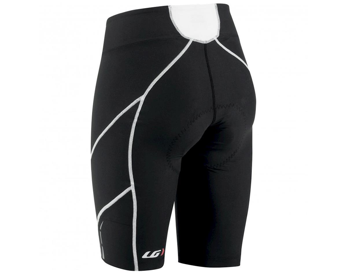 "Louis Garneau Women's Neo Power Motion 7"" Shorts (Black/White)"