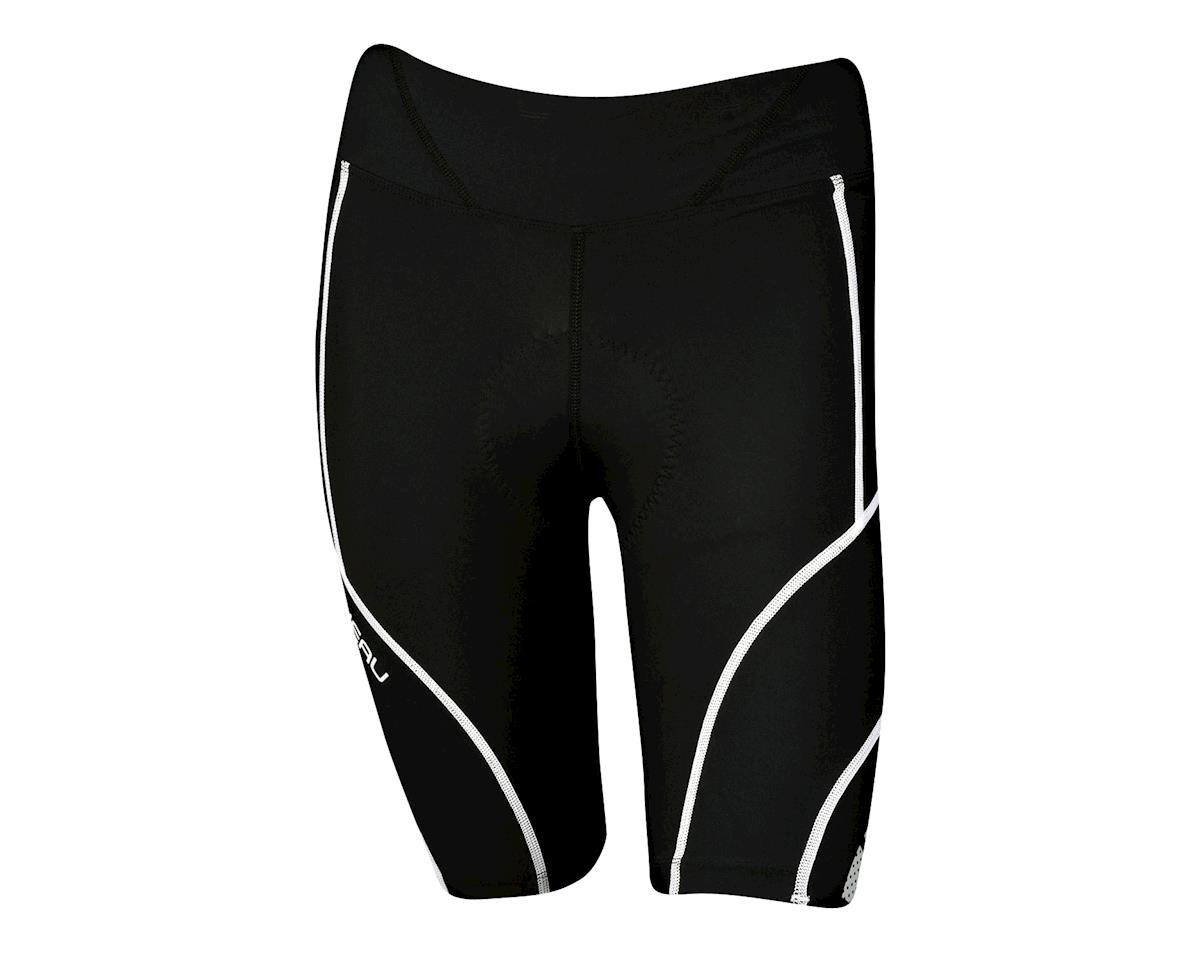 Louis Garneau Women's Neo Power Motion Shorts (Black/White) (S)