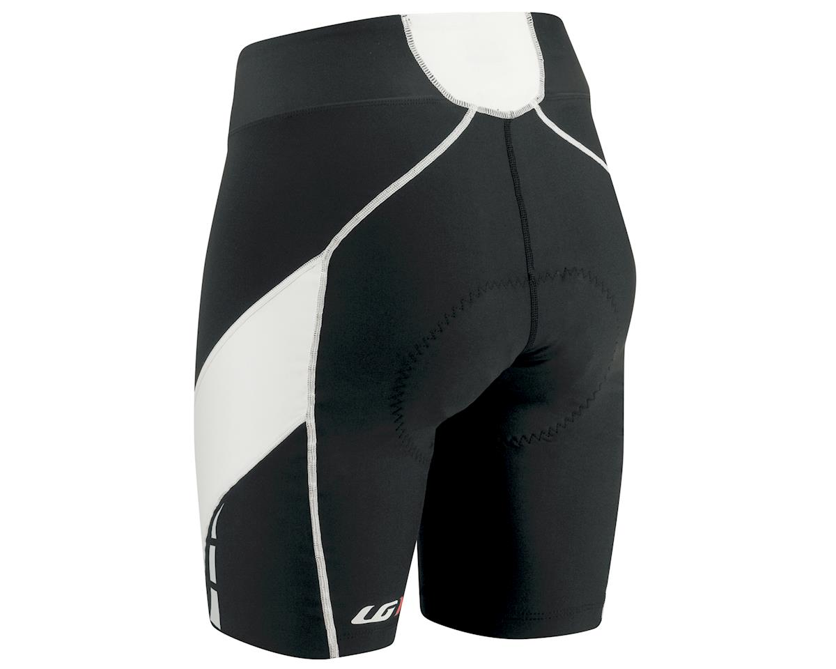 Louis Garneau Neo Power Motion 7 Women's Cycling Shorts (Black/White)