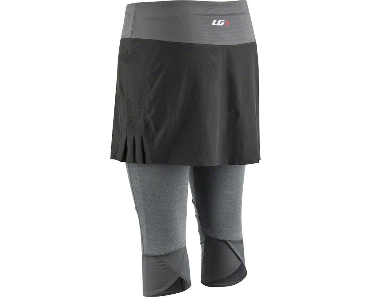 Louis Garneau Women's  Rio Knickers (Black/Gray) (L)
