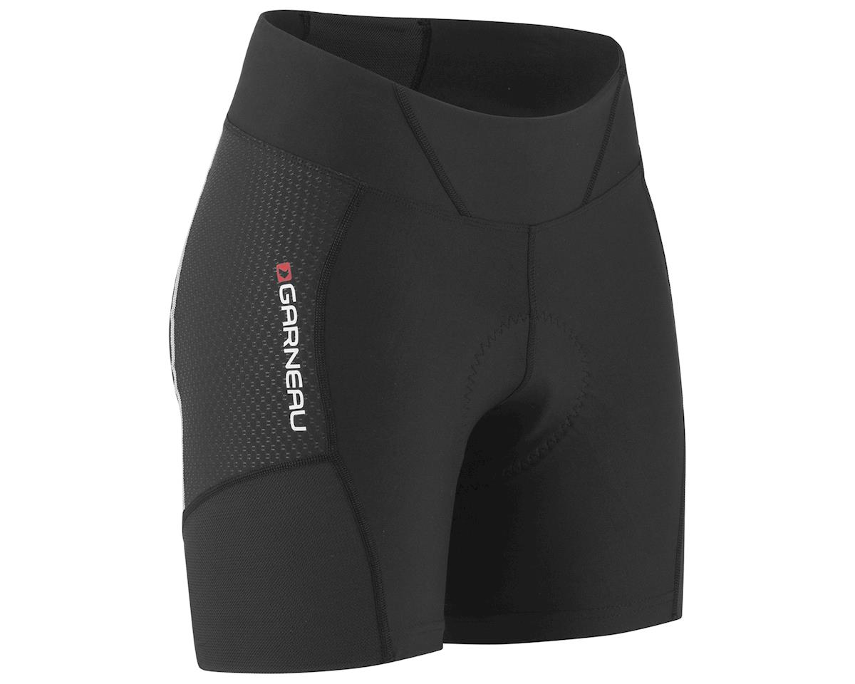 Louis Garneau Power Carbon 5.5 Women's Short: Black XL