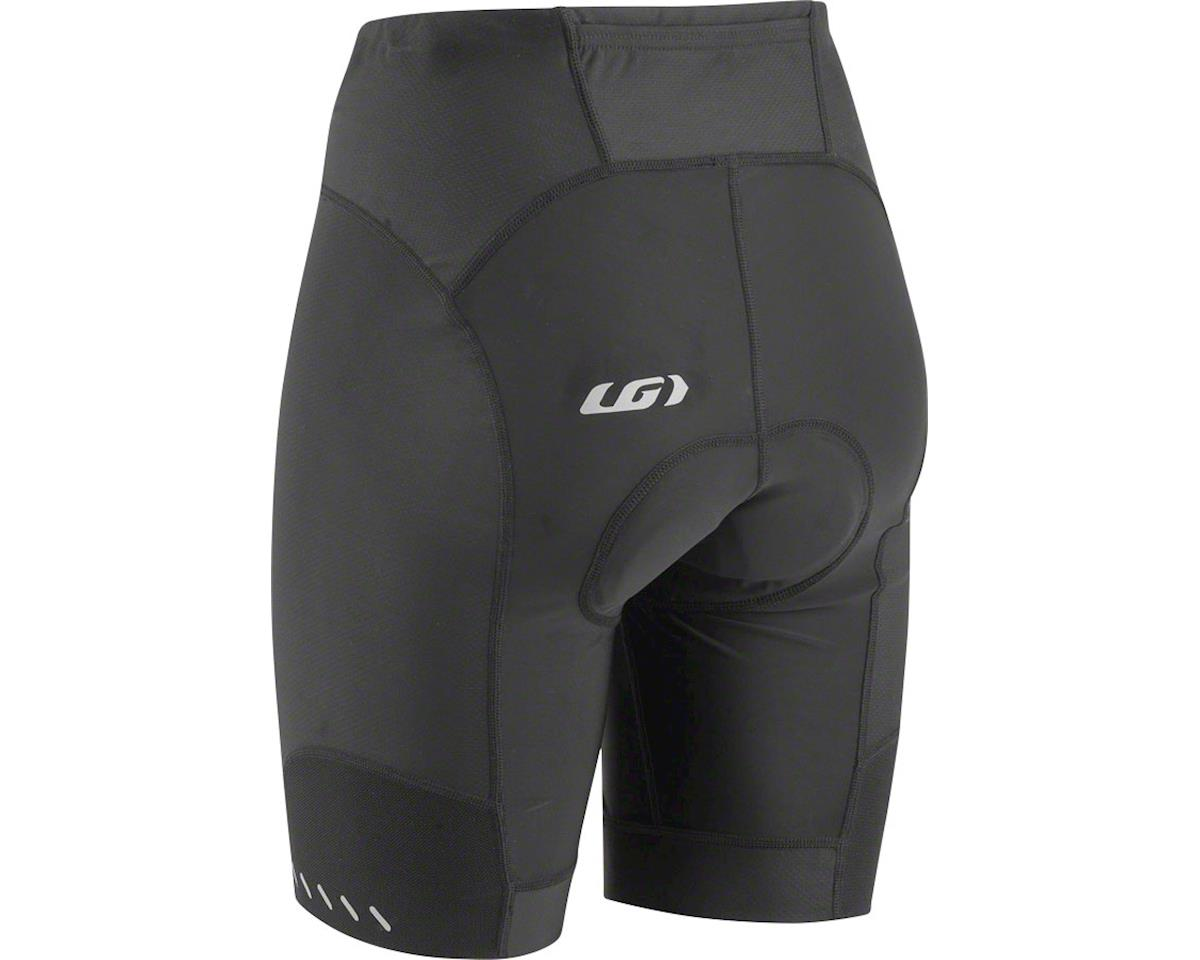Louis Garneau Women's Optimum 7 Short (Black) (L)