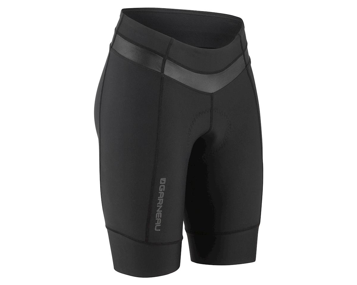 "Louis Garneau Women's Neo Power Motion 9.5"" Shorts (Black) (2XL)"