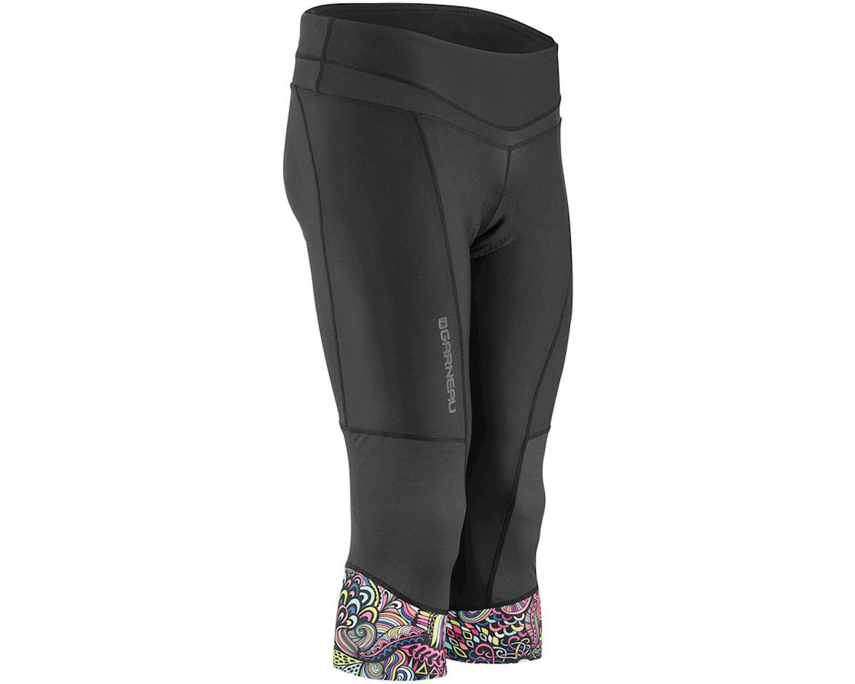 Louis Garneau Women's Neo Power Airzone Knicker (Expressionist/Black) (S)