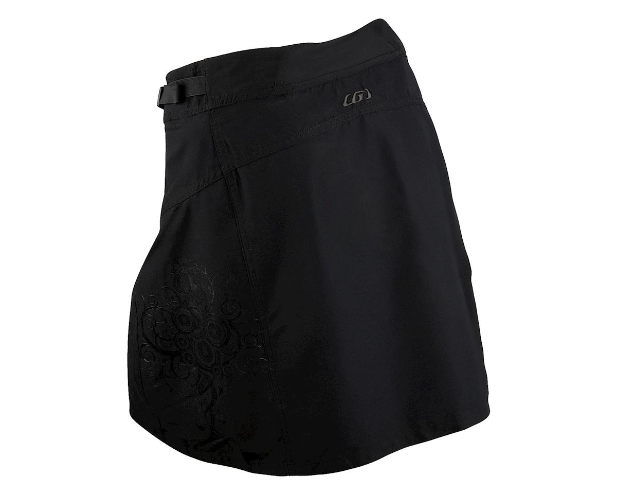 Louis Garneau Women's Santa Cruz 2 Skort (Black) (Xxlarge)