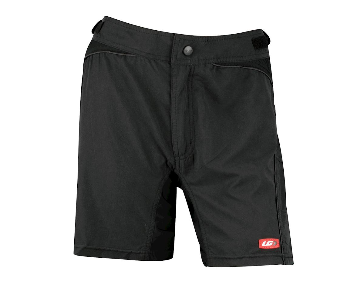 Louis Garneau Women's Santa Cruz 2 Shorts (Black) (Xxlarge)
