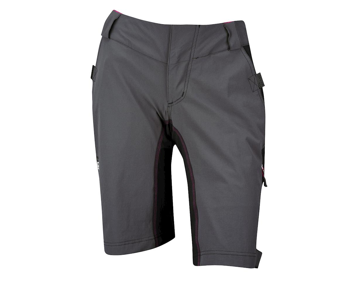 Louis Garneau Zappa Women's Baggy Shorts (Grey) (Xxlarge)